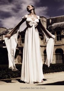 Kleid im Empirestil