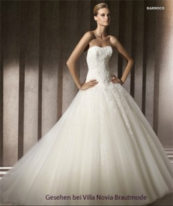 Pronovias 2012 - Brautkleid Barroco