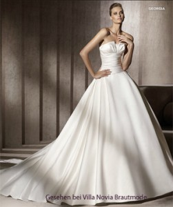 Pronovias 2012 - Brautkleid Georgia