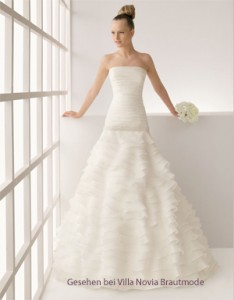 Rosa Clara Two Brautkleid Lorrain