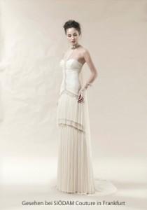 Jose M. Peiro - Brautkleid Tarife - gesehen bei SIÖDAM Couture in Frankfurt