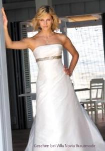 Marylise 2010 - Brautkleid Godiva - gesehen bei Villa Novia Brautmode