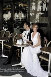 Cymbeline Kollektion 2013 - Brautkleid Gala