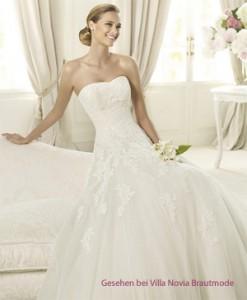 Ein tolles Brautkleid aus der Kollektion 2013 von Pronovias – das ...