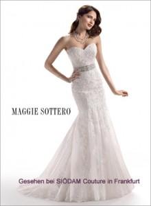 Brautkleid Ascher von Maggie Sottero