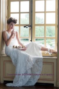 Designer Brautmode Cymbeline Paris – Brautkleid Hamy Modell 2015