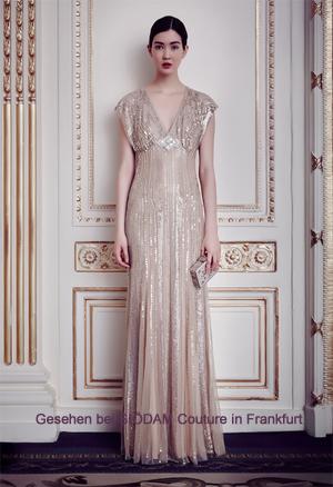 Jenny Packham Designer Abendkleider — Brautmode Frankfurt