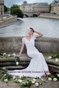 Cymbeline Paris Kollektion 2014 - Brautkleid Hidaya