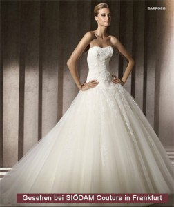 Pronovias 2015 Brautkleid Barroco