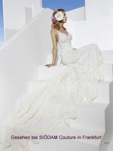 Yolan Cris Brautkleid Modell Tivoli