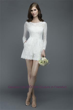 Watters Brautkleid Modell Prato