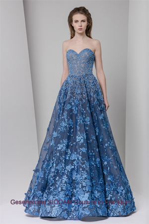 Tony Ward: Abendkleid